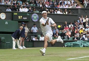 Day Four Wimbledon Championships 2016