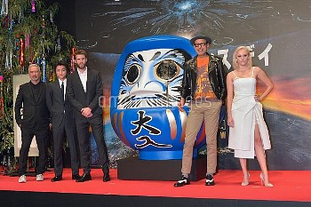 """Independence Day: Resurgence "" Premiere in Tokyo"