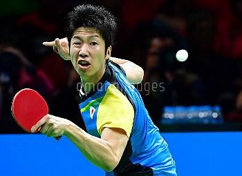 Men's Singles Table Tennis at the 2016 Rio Summer Olympics