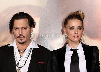 The Danish Girl Los Angeles Premiere  Featuring: Johnny Depp, Amber Heard Where: Westwood, Californi