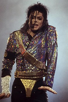 Michael Jackson live in London 1992