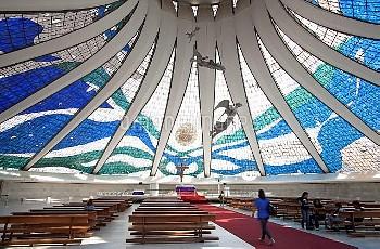 Oscar Niemeyer (1907-2012) Brazilian Architect