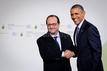 U.N. Climate Change Conference COP21 in France