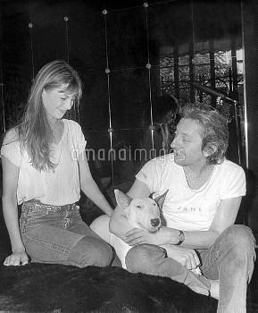 Singer, Songwriter Serge Gainsbourg 1928 - 1991