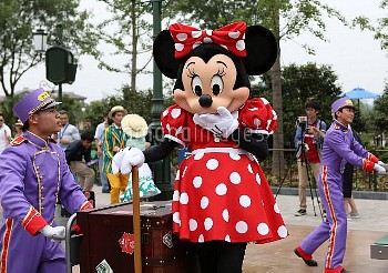 Shanghai Disney Resort Grand Opening