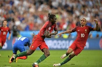 FOOTBALL : Portugal vs France - UEFA Euro 2016 - Finale - 10/07/2016