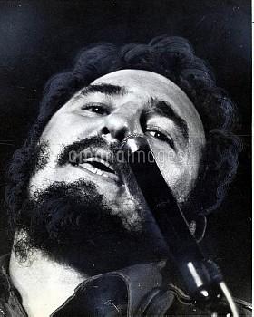 Fidel Castro 1926-2016 Cuban Politician And Revolutionary