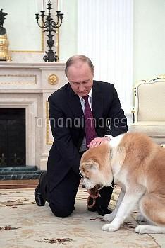 Russian President Vladimir Putin Japanese Media Interview