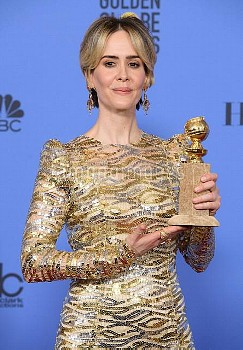 74th Annual Golden Globes Awards - Press Room