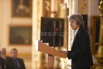 Theresa May delivers a key Brexit speech