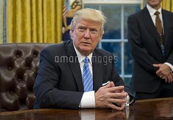 Trump Signs Three Executive Orders