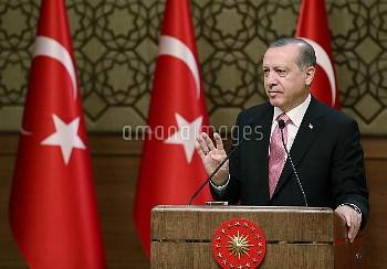 レジェップ・タイイップ・エルドアン=トルコ大統領 Turkish President Erdogan