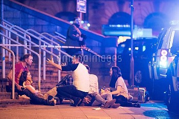 Multiple Fatalities After Explosions At Manchester Arena