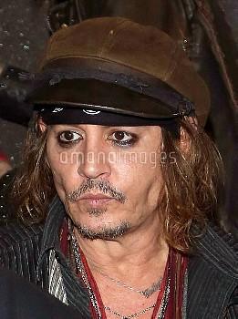 Johnny Depp sighting, 062718