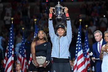 TENNIS : US Open 2018 - 08/09/2018