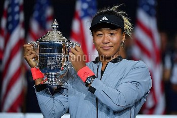 Tennis 2018: U.S. Open: Osaka Defeats Williams In Final