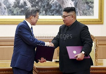 Third Inter-Korean Summit In Pyongyang