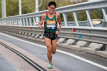 Athletics: Marathon - Venice Marathon