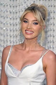 VictoriaÕs Secret model Elsa Hosk announced as Fantasy Bra model, 110518