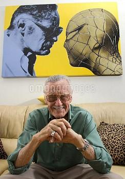 Stan Lee 1922-2018 American Comic-Book Writer