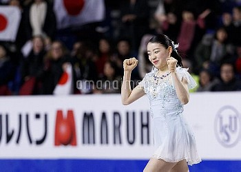 紀平梨花 Figure Skating 2018: ISU Grand Prix Final