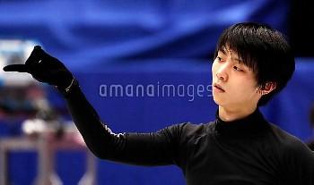 (SP)JAPAN-SAITAMA-FIGURE SKATING-WORLD CHAMPIONSHIPS-TRAINING