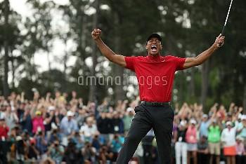 Golf 2019: Masters: Final Round