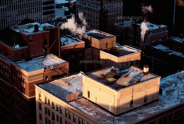 建物 俯瞰