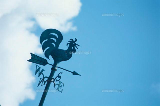 風見鶏と空[10120000467]の写真...