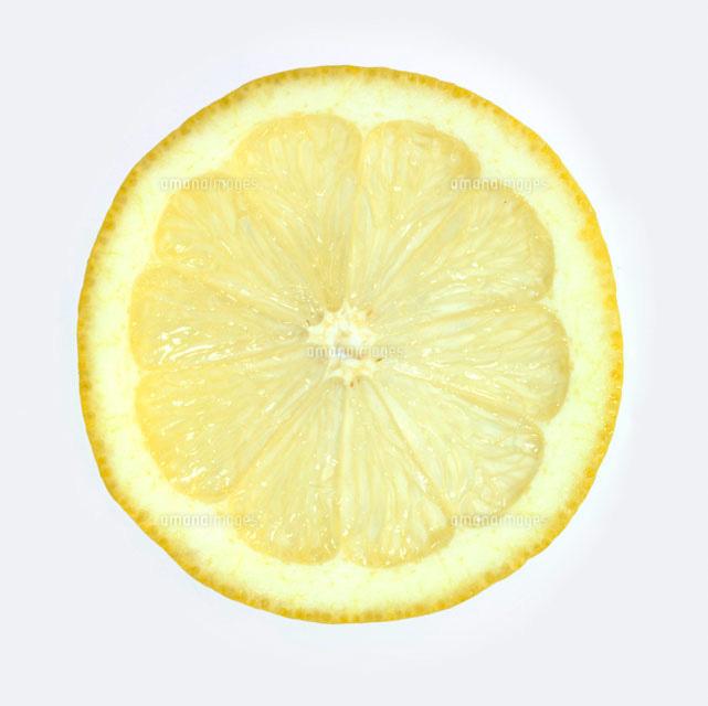 レモンのスライス10131003843の写真素材イラスト素材アマナイメージズ