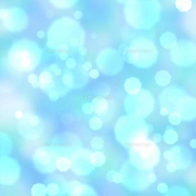 水色のキラキラの背景素材10132110910の写真素材イラスト素材