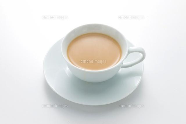 ミルクティー10137003510の写真素材イラスト素材アマナイメージズ