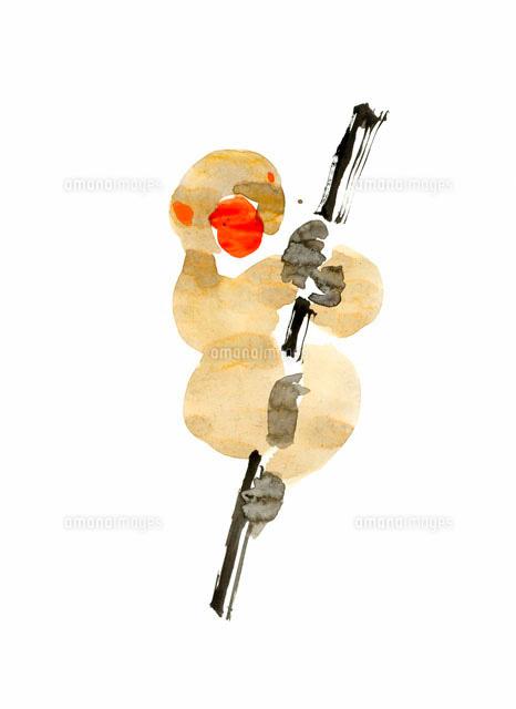木登りをする猿 イラスト10155000063の写真素材イラスト素材アマナ