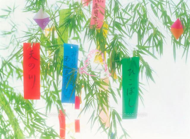 七夕飾り10173000844の写真素材イラスト素材アマナイメージズ