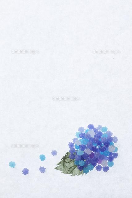 金平糖からなるあじさい10179008786の写真素材イラスト素材アマナ
