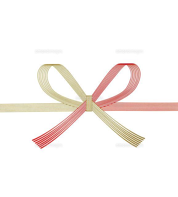 水引の花結び10214000198の写真素材イラスト素材アマナイメージズ