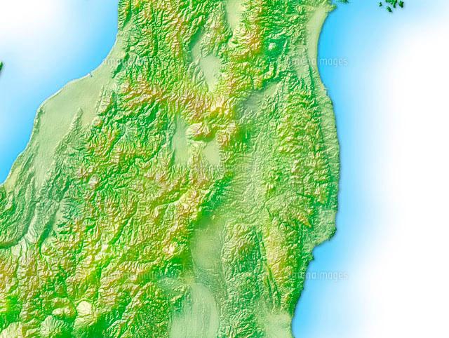 福島県地図10263000119の写真素材イラスト素材アマナイメージズ