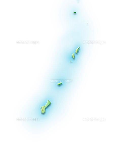 グアム,サイパン周辺地図