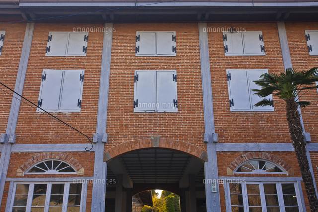 富岡製糸場の東置繭所10282003586の写真素材イラスト素材