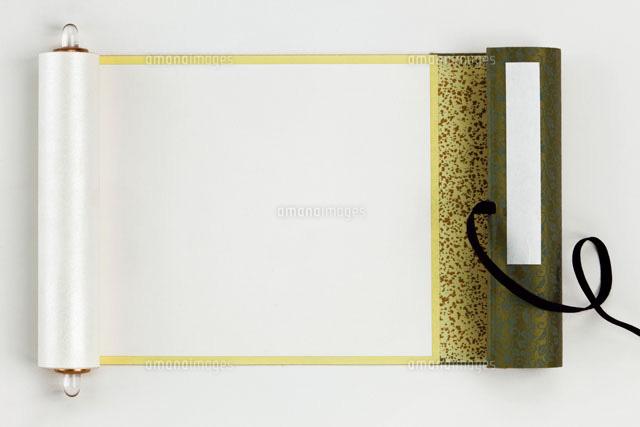 巻物10285000704の写真素材イラスト素材アマナイメージズ