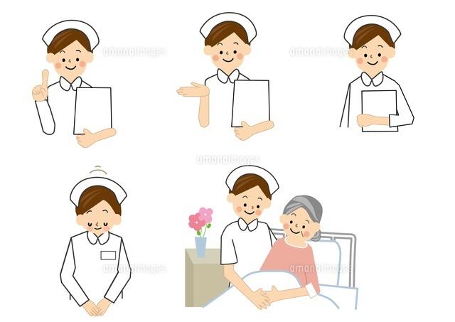 看護師10447000043の写真素材イラスト素材アマナイメージズ