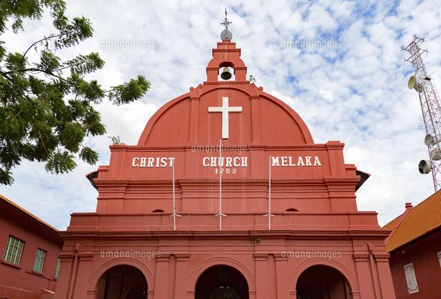 マラッカ キリスト教会10583008405の写真素材イラスト素材アマナ