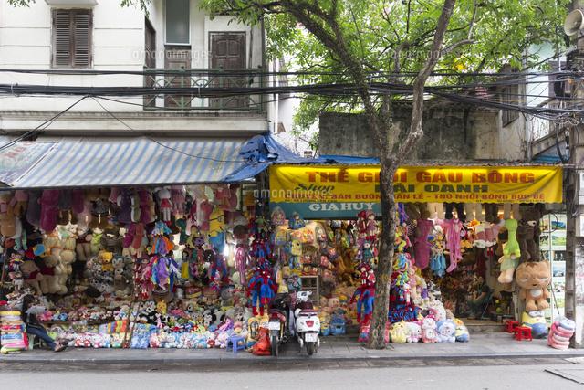 ハノイ旧市街、ぬいぐるみの通り