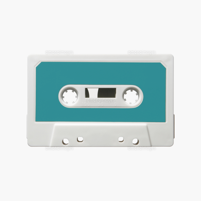 カセットテープ10610000855の写真素材イラスト素材アマナイメージズ