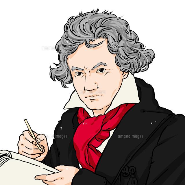 ベートーベン10636000083の写真素材イラスト素材アマナイメージズ