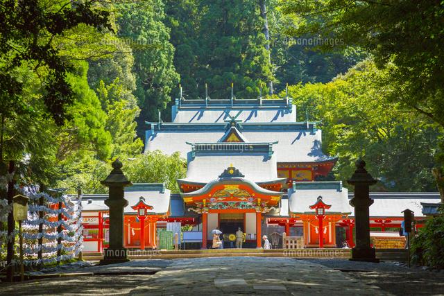霧島神宮10685003065の写真素材イラスト素材アマナイメージズ