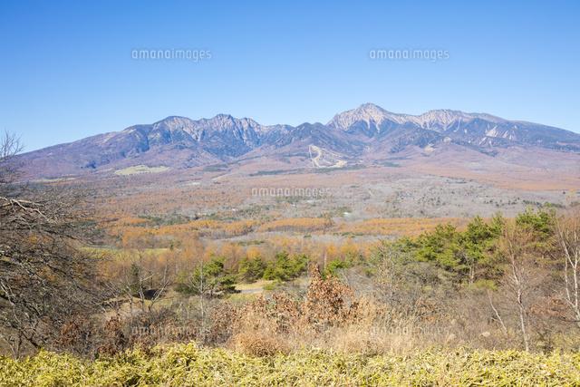 平沢峠展望台より八ヶ岳10685004076の写真素材イラスト素材アマナ