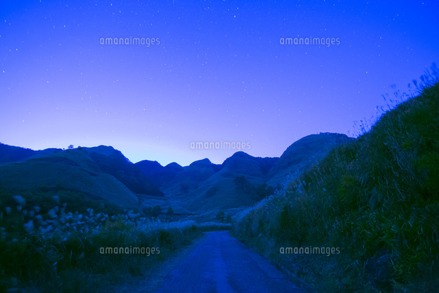 ラピュタの道より秋の星空10685004189の写真素材イラスト素材
