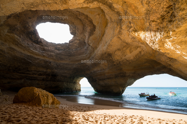 ベナジルの海の洞窟10692001618の写真素材イラスト素材アマナ