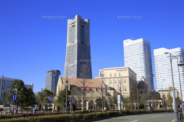 横浜ランドマークタワー10696000719の写真素材イラスト素材アマナ
